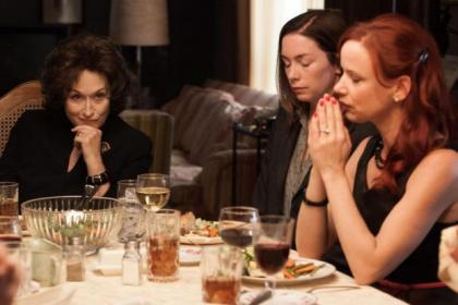 Meryl Streep  as Violet  in August: Osage County