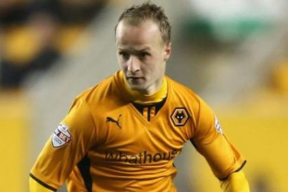 Celtic have had an intial bid for Leigh Griffiths turned down by Wolves