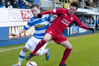 McKay has featured frequently for Morton