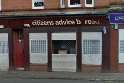 The Bridgeton Citizens Advice Bureau acted for the man's family