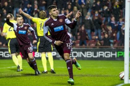 Hearts have won two Premiership games in a row but it will be difficult for them to move out of the automatic relegation spot