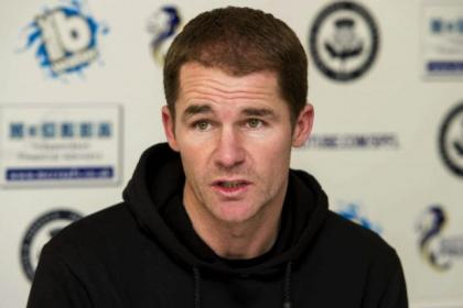 Alan Archibald would like to add another player to his squad before Friday night's transfer deadline