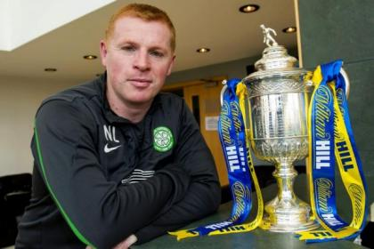 Neil Lennon will be hoping his Celtic team keep hold of the William Hill Scottish Cup