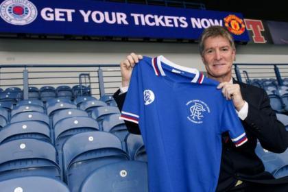 Richard Gough is backing fans' scheme along with Alex Rae