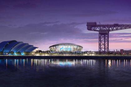 The gallery will showcase images featuring the best of what Glasgow has to offer.