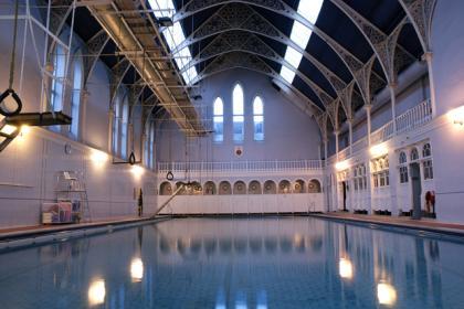 Western pool