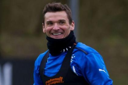 Lee McCulloch has been impressive for Ally McCoist's side this season