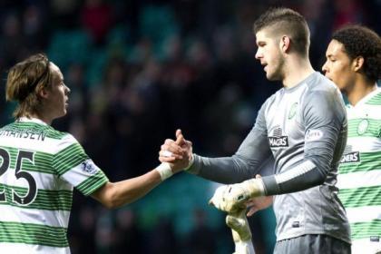 Fras has been alert for Celtic