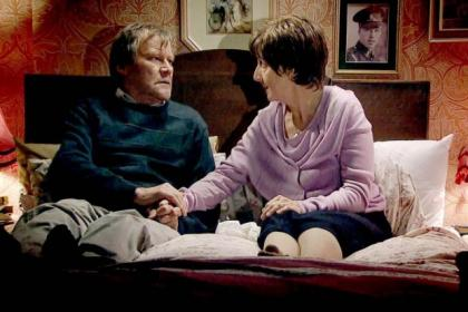 Coronation Street brought euthanasia to public attention with the storyline of Hayley's decision to take her own life to escape inoperable pancreatic cancer