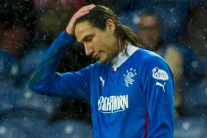 Mohsni was sent off at weekend