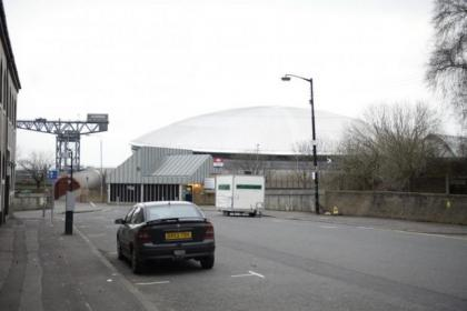 Permit-holder parking is to be introduced near the Hydro and SECC