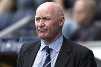 John Brown was sacked by Dundee earlier this week