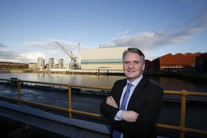 "The Clyde yards could become Royal Navy ""frigate factories"""