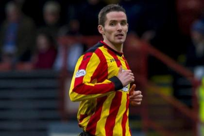 Lee Mair has vowed to play his part in Thistle's battle for SPFL Premiership survival
