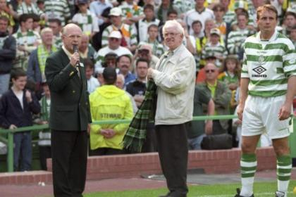 Fergus McCann can expect a warmer welcome than the last time he unfurled the flag at Parkhead