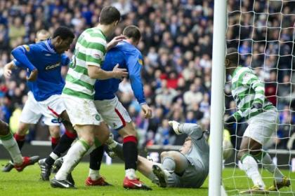 Maurice Edu will always remember his dramatic stoppage-time winner against Celtic in 2010