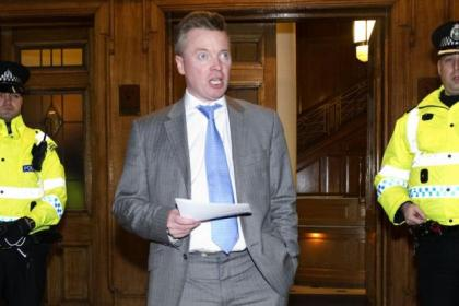Craig Whyte took Rangers into administration two years ago