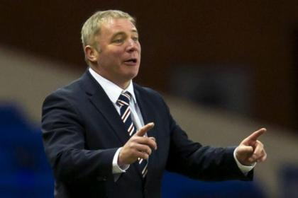 Ally McCoist is chasing glory on three fronts