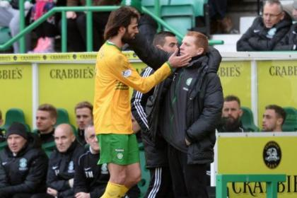 Georgios Samaras and Neil Lennon may go their separate ways in the summer