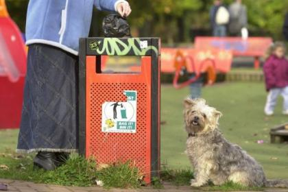 The majority of dog owners in Glasgow are responsible but there is a minority who still choose to ignore the rules