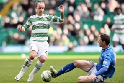 Griffiths paid tribute to strike partner Stokes