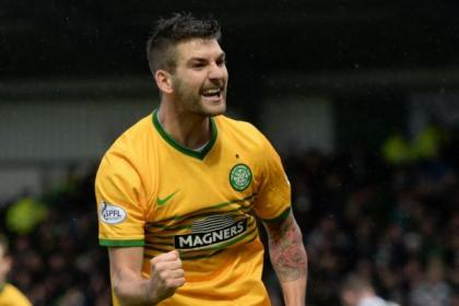 Charlie Mulgrew will be in contention for a starting place against Hearts at Tynecastle this weekend