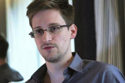 Edward Snowden was elected rector of Glasgow University