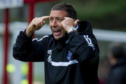 Derek McInnes has Aberdeen flying high