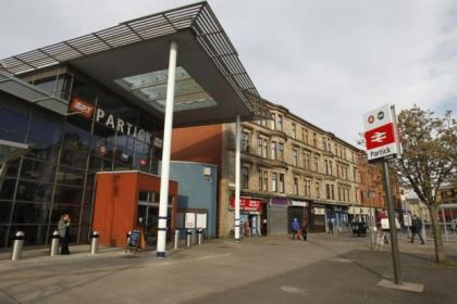 Partick Station is among those to get an upgrade