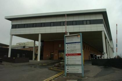 The six young swine flu victims are being treated at Yorkhill
