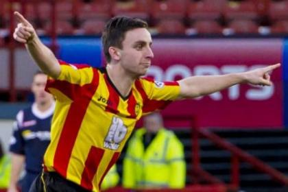 Steven Lawless is targeting a top-team return for Partick Thistle