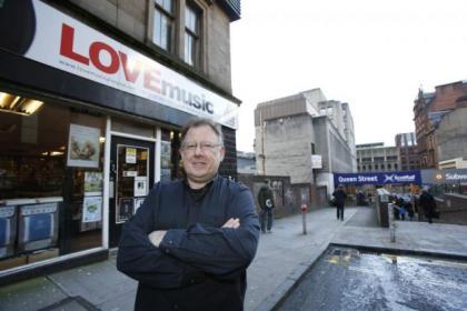 Love Music boss Sandy McLean