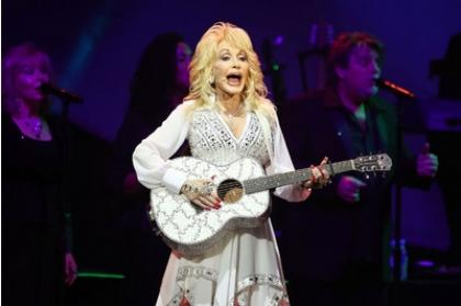 Dolly Parton will play this year's event.
