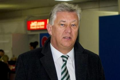 Celtic chief executive Peter Lawwell has welcomed Murrayfield move