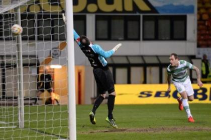 Anthony Stokes set Celtic on the way to victory ... and a third successive title