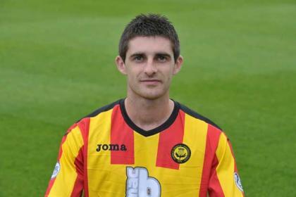 Jags striker Kris Doolan