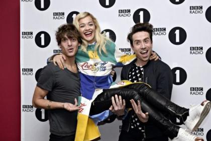 Paolo Nutini and Rita Ora will perform at the event.