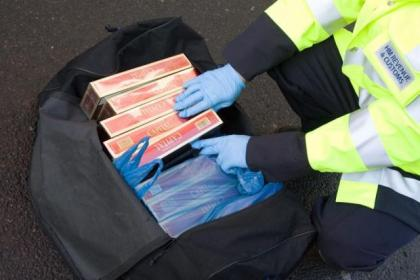 Illegal cigarettes can be manufactured for as little as 15 to 20p per packet by organised criminal groups
