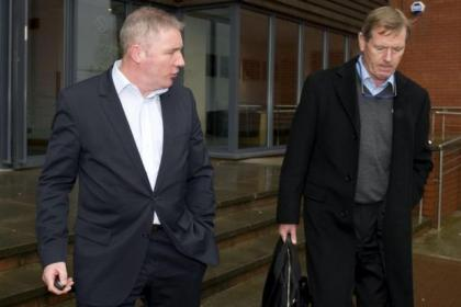 Dave King says Ally McCoist right to focus on team matters