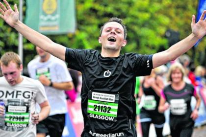The Great Scottish Run is one of the events that has been a great success