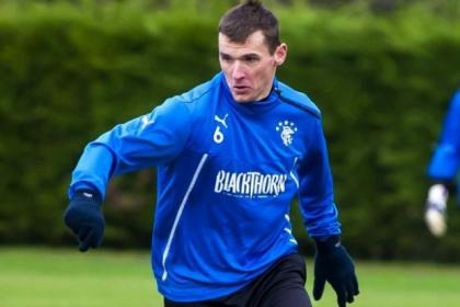 Lee McCulloch is unhappy with Rangers' defensive record at home