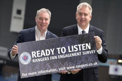 Ally McCoist will hold budget talks with Graham Wallace