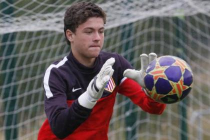 Hamilton Accies' 13-year-old keeper has signed for Celtic