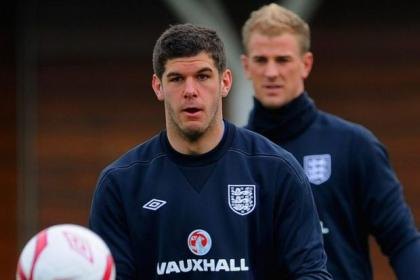 Fraser Forster has his eyes on Brazil