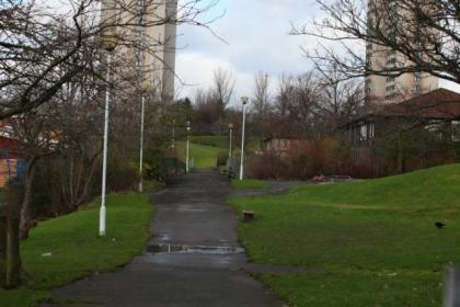 Jean Campbell's body was found in Cranhill Park in December