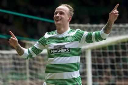 Leith Griffiths is delighted Neil Lennon has shown faith in his ability