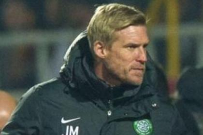 Johan Mjallby helped set SPL record in 2001-02 of least goals conceded with Celtic