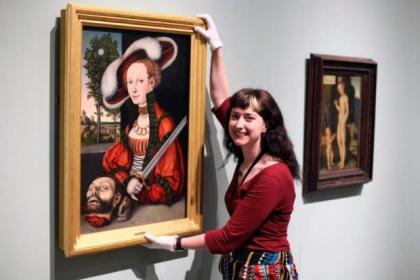 The Burrell exhibition has opened at the Glasgow gallery