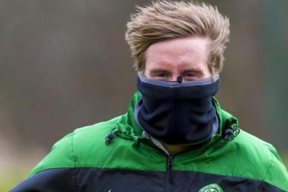 Stefan Johansen has pleased Neil Lennon with his progress since signing in January