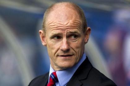 Rangers youth coach Gordon Durie